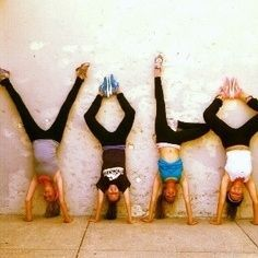I want to do this with my friends :) - 20 Artsy Best Friend Pictures