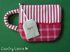TUTORIAL teacup mini bag