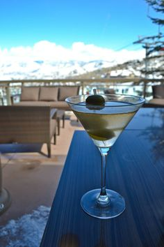 Apres ski (or trying to ski) at the Westin Snowmass!