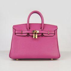 #philstoledo #hermes #bag Cheap Hermes Peach Color Birkin 25 Gold Hardware Bag