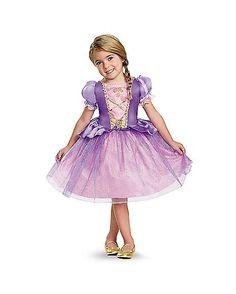 Tangled Rapunzel Classic Toddler Costume - Spirithalloween.com