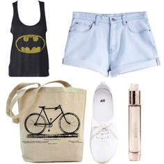 everyday/casual, created by anastasia-georgiadou on Polyvore
