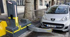 40 proyectos inteligentes de mobiliario urbano - Paris.fr