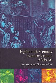 Eighteenth-Century Popular Culture: A Selection (USED)