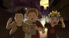 Naruto, Shikamaru