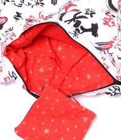 Mandarin - unique bag by Mishonki