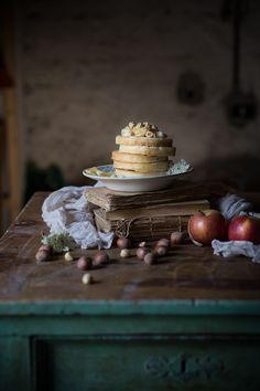 Ricotta waffle