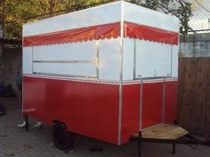trailer, trailer de lanche, truck food, treiler, food truck