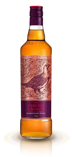 16 years old Famouse Grouse