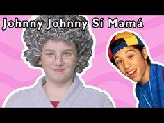 Johny Johny Sí Mamá + Más | Mother Goose Club en Español - YouTube Club, Youtube, Crochet, Fun Party Games, Song List, Nursery Rhymes, Finance, Activities, Greenhouses