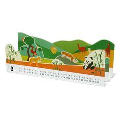 Craft Calendar 0020 - Craft type - 2013 - CalendarsCanon CREATIVE PARK