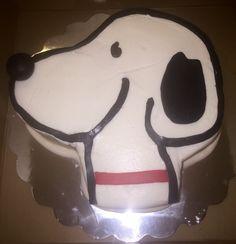 Snoopy Cake www.Facebook.com/FriscoCakePopShop www.FriscoCakePopShop.com www.instagram.com/FriscoCakePopShop