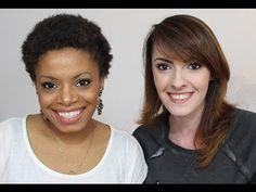 Dicas de maquiagem para Pele Negra - YouTube