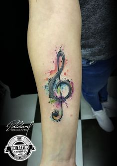 Tattoo splash, tattoo watercolors, tatuaje acurela, By Richard Tiki.  @tikitattoo.es  www.tikitattoo.es