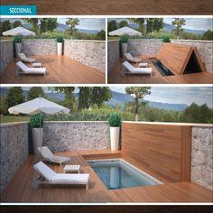 Cubiertas piscina-cubrir piscina