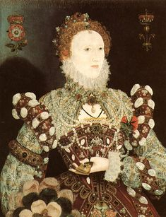 Less was not more in Elizabethan fashion!    If you love Tudor fashion, check out a fun quiz on Tudor fashion and accessories on goodreads    http://www.goodreads.com/quizzes/14580-jewels-and-accessories-of-the-tudors