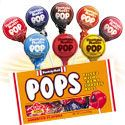If you've read the books, you know that cherry Tootsie Pops play a part in the theme of the book. And their my fave so that's fun!