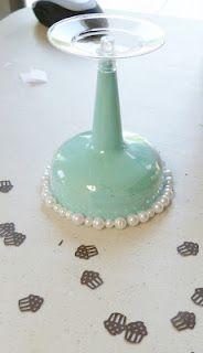 Cupcake pedestal
