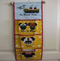 3 Pocket Fish Extender For Your Disney Cruise