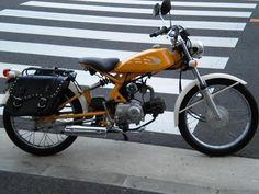 Enfield Bike, Super 4, Moto Bike, 50cc, Cars And Motorcycles, Motors, Honda, Old Motorcycles, Motorcycles