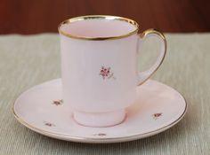 Polish porcelain from Ćmielów Tea Cup Saucer, Teacups, Polish, Cap, House Design, London, Chocolate, Tableware, Glass