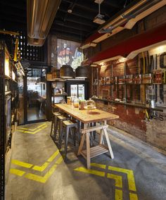 Gallery of Tokyo Smoke Found / Steven Fong Architect - 5