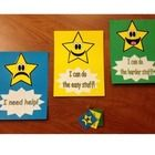 This kindergarten star-theme Marzano learning scale has been used in my classroom and has been effective. It is a great tool for monitoring student...