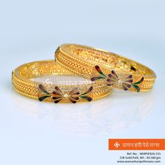 Shine the brightest with this beautiful #gold #patli from our all new #jewellery collection.