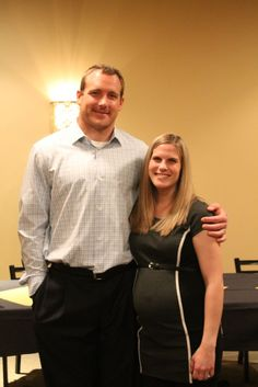 """The """"Bid for Hope XI"""" event, hosted by Heath Miller and his wife, Katie, helped to raise awareness for breast cancer research at Jergel's on Monday, Oct. 29."""