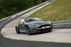 Aston Martin Vantage N430. A life less ordinary. Discover more at n430.astonmartin.com
