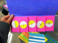 Teaching equivalent fractions!