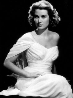 Grace Kelly, 1954 by Cecil Beaton. OK girls. This is what glamour looks like.