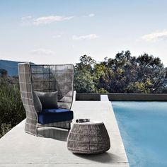 Canasta 13 Lounge Chairs #outdoorfurniture