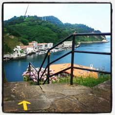 Pasaia Camino de Santiago #Euskadi #BasqueCountry