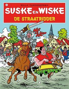 Suske en Wiske. » 83 – De straatridder