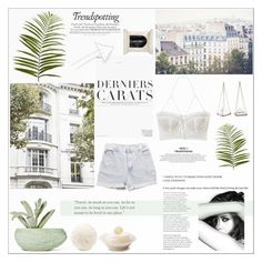 """""""♠ At home"""" by paty ❤ liked on Polyvore featuring Chen Chen & Kai Williams, Unearthen, Privé, H&M, Pier 1 Imports, Melissa, Levi's and Chanel"""