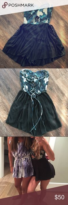 Free People Romper XS Size XS fits like XXS! Amazing romper in good condition! Obsessed with this one. So many beautiful details. Free People Other