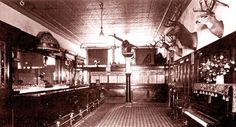 Old West Saloon | ... been researching different styles of the old west saloon indoors