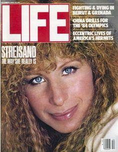 Barbra Streisand Magazine Cover Photos - List of magazine covers featuring Barbra Streisand - Page 5