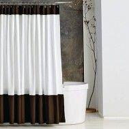 Ba o con ducha cortinas de ba o and decoraci n de casa - Telas para cortinas de bano ...