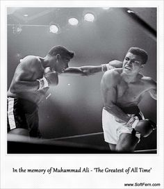 a biography of muhammad ali the greatest boxer of all time Muhammad ali is known for being the greatest boxer of all time,  the reason he wrote this biography was  muhammad ali essay - muhammad ali1 muhammad ali.