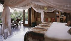 Its Waterhole Suite a great honeymoon choice, this elegant riverside lodge delivers classic Big 5 safaris in the famous Sabi Sands. Places Ive Been, Places To Go, Sand Game, African Sunset, Game Lodge, Private Games, Game Reserve, Romantic Getaways, Life Is An Adventure