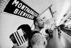 Montparnasse Bienvenüe (Janol Apin)