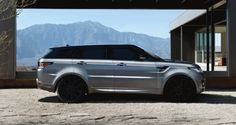 Speculative Renderings – 2017 Range Rover SuperSport With Chop-Top Roofline Overhaul