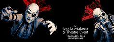 Media Make-Up & Theatre Event - Stage & Screen - Festivals and Events in Birmingham, Visit Birmingham UK