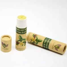 Our organic nourishing lip balms are packaged in eco-friendly biodegradable push up tubes. With chemical free ingredients, our quality oil blends make the most soothing and protective balm, without creating any addiction such as conventional balms.
