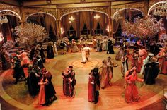 Enchanted Ballroom - BTS - Enchanted Photo (13461893) - Fanpop