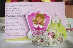 Christi Bennett uploaded this image to 'Madeleines Princess Party'.  See the album on Photobucket.