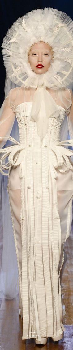 225e7ab62 Jean Paul Gaultier Fall 2016 Couture Runway Magazine, Jean Paul Gaultier,  John Paul,