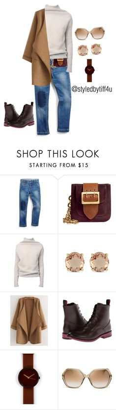 """""""Casually Cool"""" by iwillmakeithappen ❤ liked on Polyvore featuring moda, Little Marc Jacobs, Burberry, Rick Owens, Jessica Simpson, Paul Smith, Nava e Marc by Marc Jacobs"""